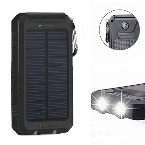 Solar Powered Portable Battery - 6