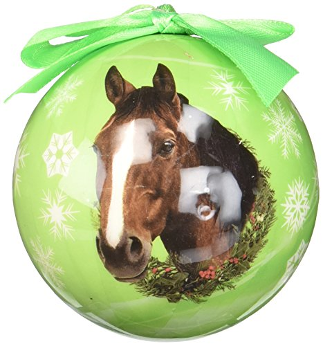 Horse Christmas Tree Ornaments - 5