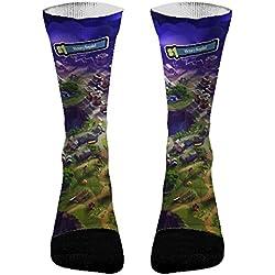 Fortnite Athletic Compression Dri-Fit Socks (Small)