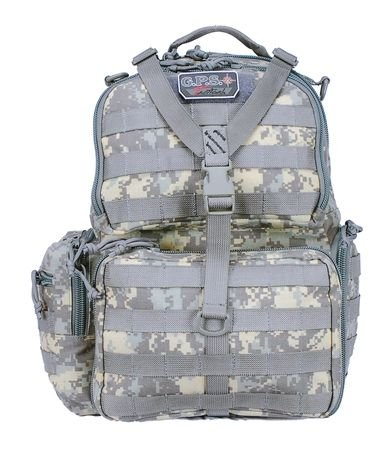 G. Outdoor Products G.P.S. GPS-T1612BPDC Tactical Range Backpack Digital by G. Outdoor Products