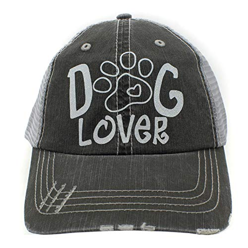 - R2N fashions Dog Lover Women's Trucker Hats & Caps Black