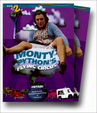 Monty Python's Flying Circus: Set 2, Episodes 7-13 by A&E