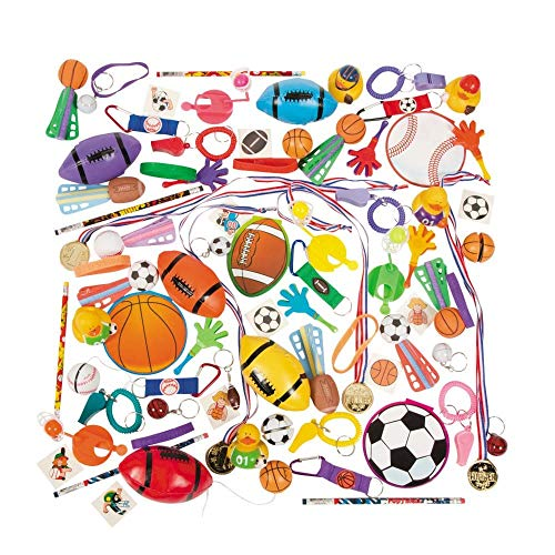 Mega Sports Novelty Assortment by Fun Express