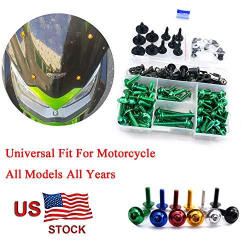 For Honda CBR 900 RR CBR900RR CBR 900RR CBR954 CBR 954 2002 2003 CNC Fairing Bolt Kit Bodywork Screws ()