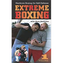 Extreme Boxing, Two-Video Set: Hardcore Boxing for Self-Defense