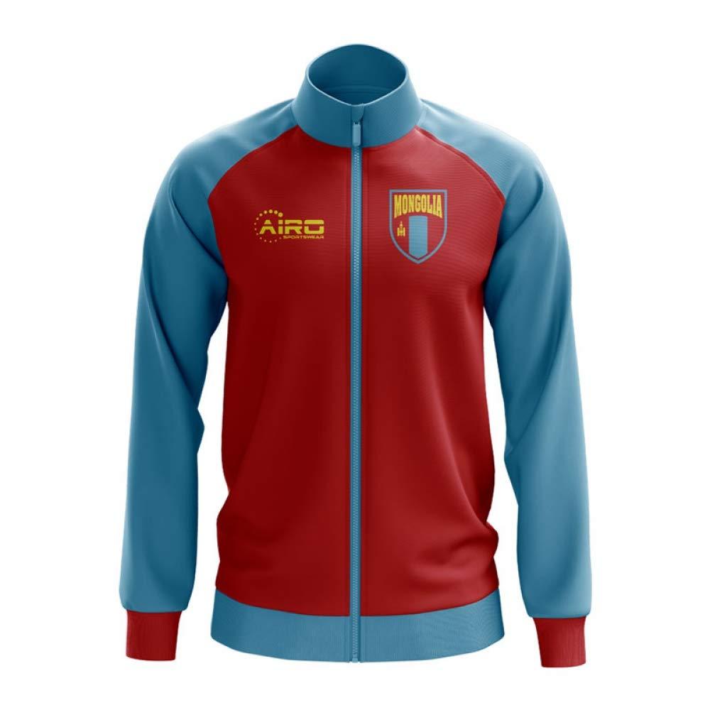 Airo Sportswear Mongolia Concept Football Track Jacket (ROT)