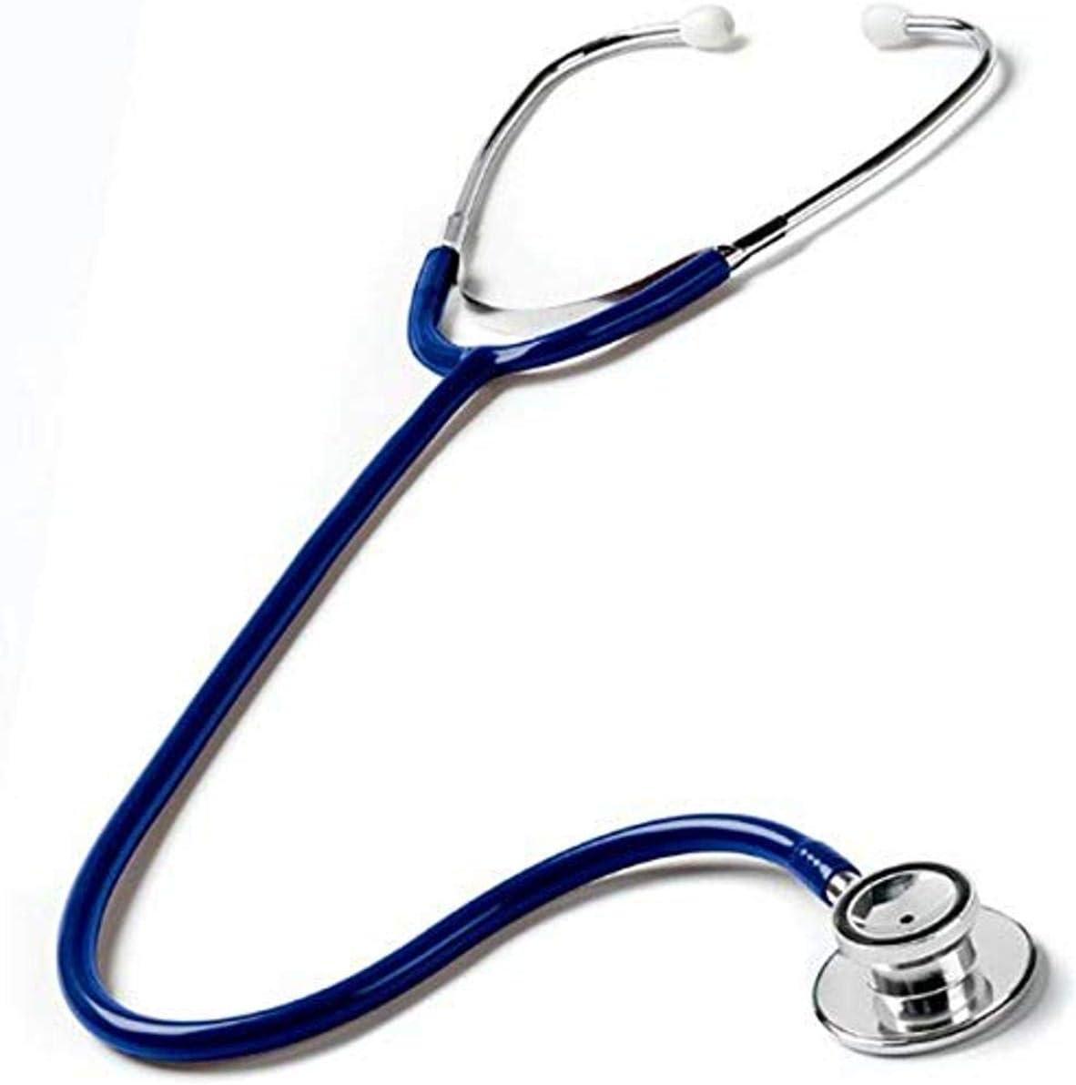 Prestige Medical S108-NAV - Estetoscopio con doble cabezal, color azul marino