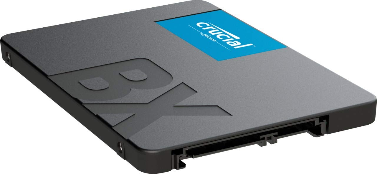 Crucial BX500 960GB 3D NAND SATA 2.5-Inch Internal SSD - CT960BX500SSD1 by Crucial (Image #2)