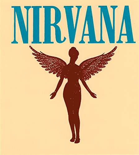 Nirvana In Utero Album Cover Logo Sticker / Decal