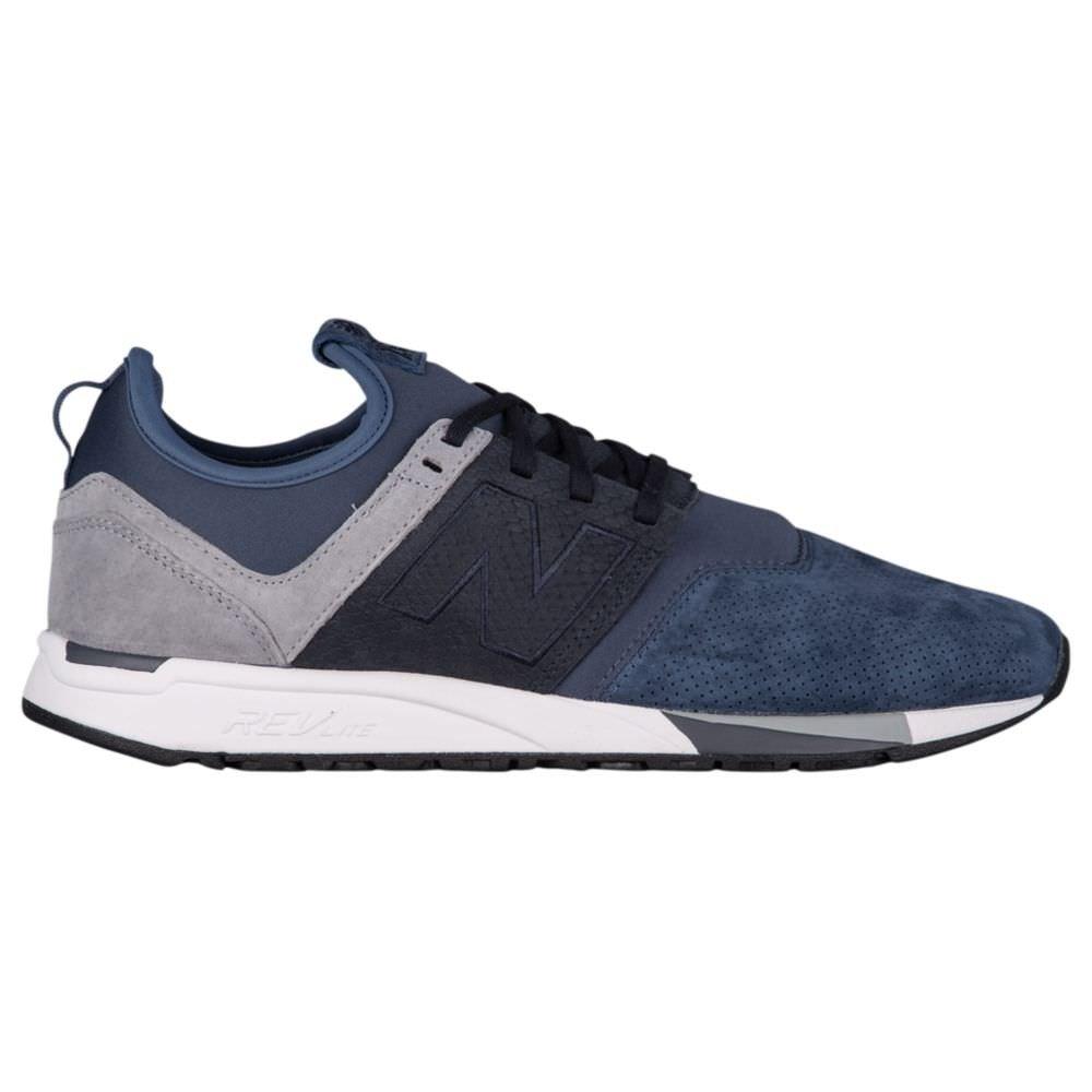 New Balance Herren 247 Classic Mesh Sneaker  7.5|Blue/Navy
