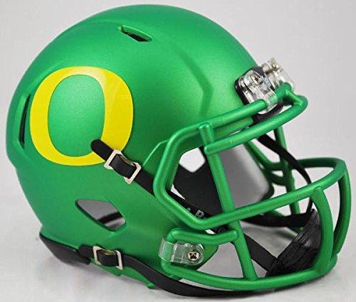 Oregon Ducks Replica Speed Mini Helmet - Apple Green