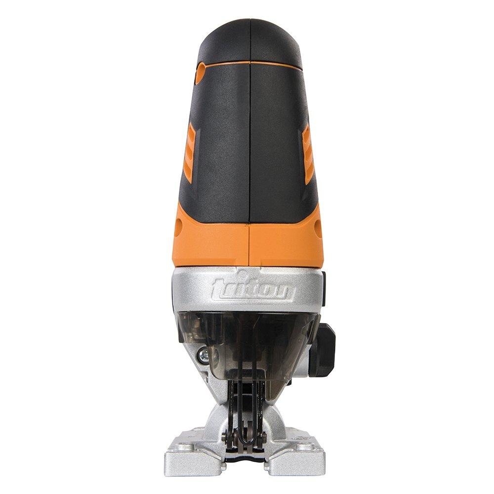 0 V Triton TJS001 Seghetto da Traforo ad Azione Pendolare 750 W Arancione