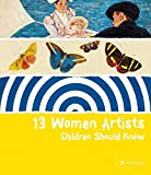 13 Women Artists Children Should Know