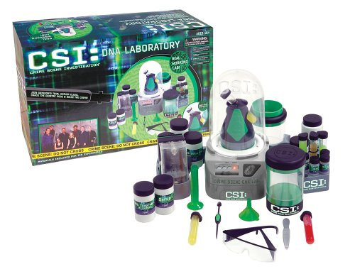 Planet Toys CSI DNA Lab by Planet Toys