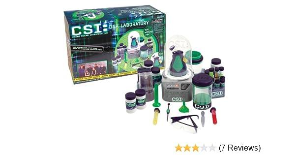 c944504d0cd Amazon.com  Planet Toys CSI DNA Lab  Toys   Games