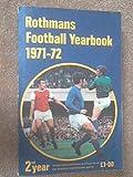 Rothman's Football Year Book 1971-72