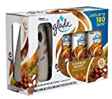 Glade automatic Spray - Cashmere Woods 1-automatic Spray Unit, 3 Refills