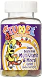 Mr. Tumee Multivitamin & Mineral Gumee, Strawberry/Lemon/Orange/Grape/Cherry/Grapefruit, 60 Count For Sale