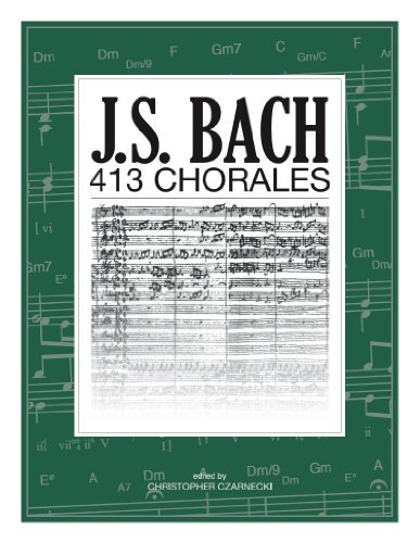J.S. Bach 413 Chorales