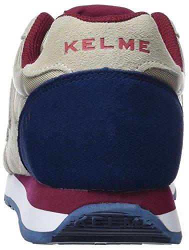 buy cheap eastbay Kelme Unisex Adults' K-37 Low-Top Sneakers Beige (Beige Claro Y Vino 881) wholesale price cheap price popular sale online shop GThPx