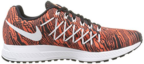 Nike Air Zoom Pegasus 32 Scarpe da Ginnastica, Uomo Multicolore (Total Crimson/White-black)