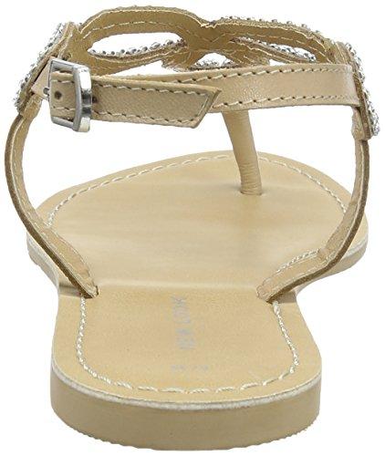 Beige Heathed Avoine Femme Plateforme Sandales New Look XwvqW4