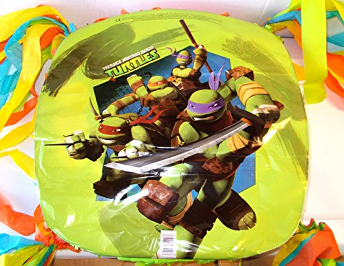 Bday Parties Teenage Mutant Ninja Turtle 15quot New Custom Birthday Party Pinata