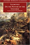 On the Nature of the Universe, Lucretius Carus, 0192817612