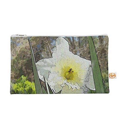 Kess eigene 12,5x 21,6cm Cyndi Steen Daffodil Alles Tasche, Gelb/Grün