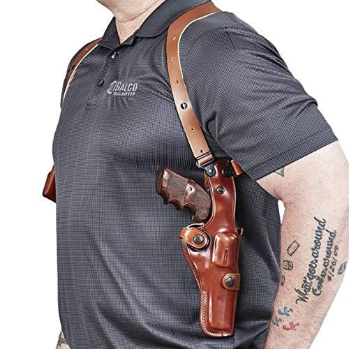Buy galco vertical shoulder holster tie down