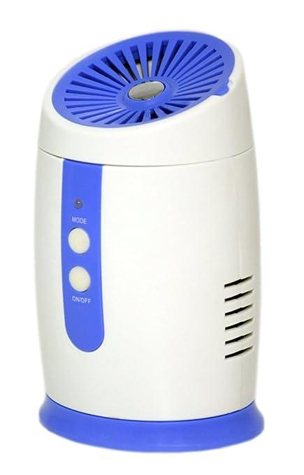 GMBOZONE. O3 Frigorífico. Ambientador/Purificador de Ozono para ...