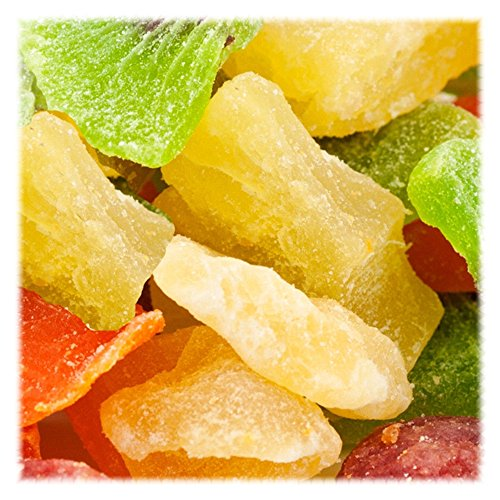 Tropical Fruit Salad / Dried Fruit - 4 lbs by CandyMax