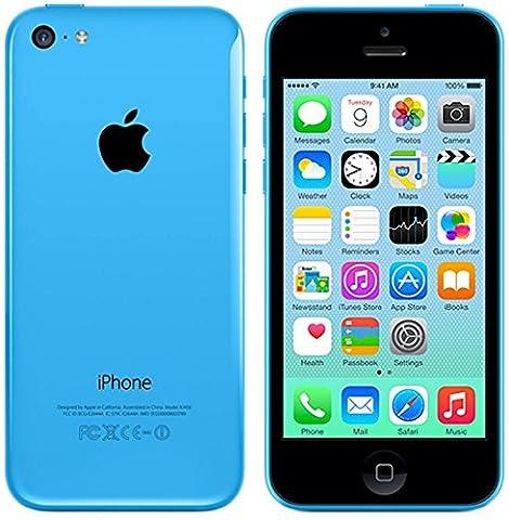 Apple iPhone 5c 16GB (Blue) - Sprint (Iphone 5 C Unlocked Price)