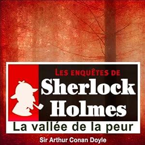 La vallée de la peur (Les enquêtes de Sherlock Holmes 59) | Livre audio
