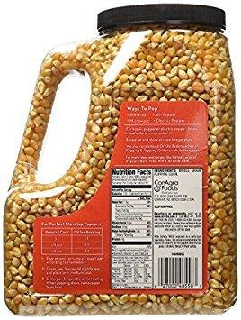 Buy corn for popcorn