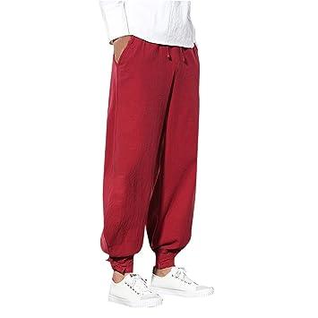 Pantalones de Ocio para Hombre Xinan, Pantalones de Jogging ...