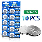 Health & Personal Care : LiCB 10 Pack CR1616 3V Lithium Battery CR 1616