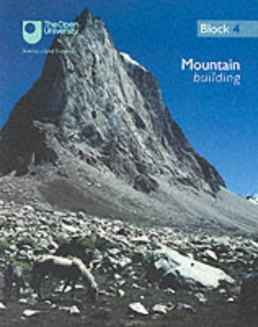 Mountain Building: Block 4 (Understanding the Continents) PDF