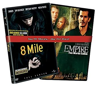 8 Mile [USA] [DVD]: Amazon.es: Eminem, Kim Basinger, Mekhi ...