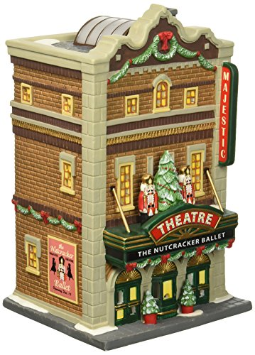 Department 56 Xcyvl the Majestic Theatre Lit_house