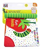 Fun Foods Teether Soft Book, The Very Hungry Caterpillar
