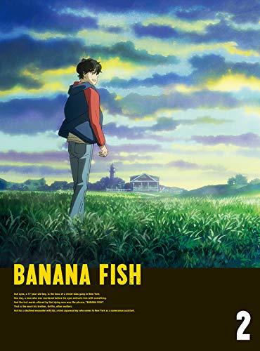 BANANA FISH Blu-ray Disc BOX 2 [完全生産限定版]