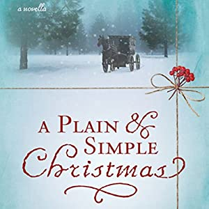 A Plain and Simple Christmas Audiobook