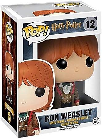 HARRY POTTER Ron Weasley Baile de Navidad Figura Vinilo 12 ...