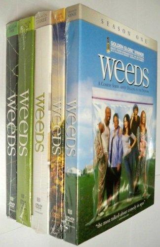 Weeds Season 1-5 (Individual DVD Set)