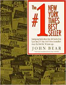 The Number One New York Times Best Seller: John Bear