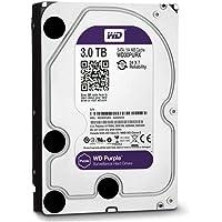 WD Purple 3.5 \ 3 TB 64Mb Sata 3 GÜVENLİK HDD WD30PURX