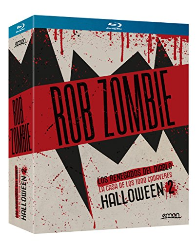 (Rob Zombie Collection - 3-Disc Set ( The Devil's Rejects / House of 1000 Corpses / Halloween II ) ( The Devil's Rejects / House of a Thousand Corpses [)