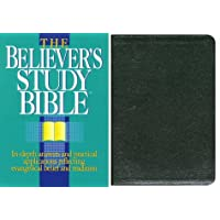 Bible: New King James Believer's Study Bible