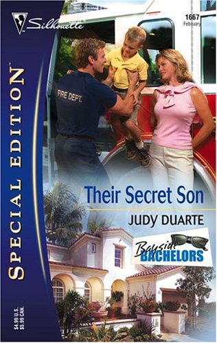 book cover of Their Secret Son